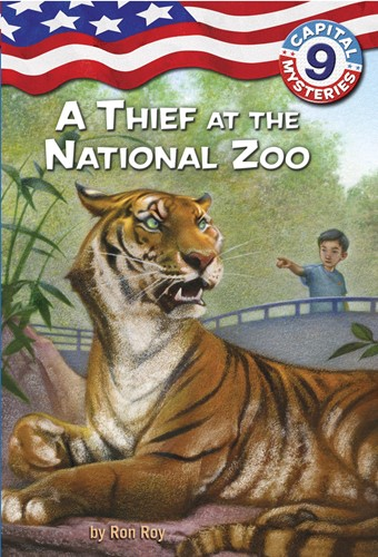 Capital Mysteries 9: A Thief at the National Zoo