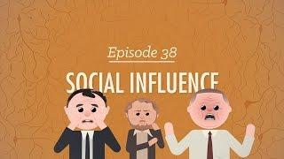 Teaching Social Influence: Crash Course Psychology [video]