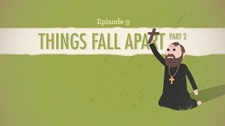 Teaching Things Fall Apart: Crash Course Literature Part 2 [video]