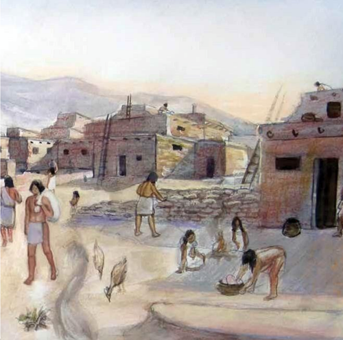 Teaching After the Ancestral Pueblo
