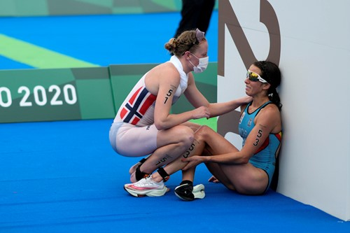 Teaching At an Extraordinary Olympics, Acts of Kindness Took Center Stage