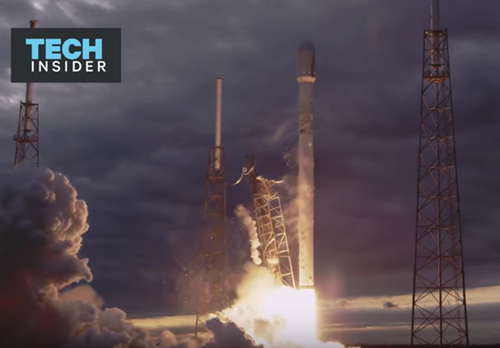 SpaceX uses a different rocket fuel from anyone else — that could be a problem [video]