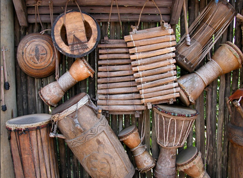 Teaching Creating a culture: the music of enslaved people