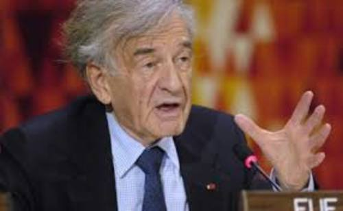 Teaching Brief biography: Elie Wiesel