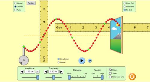 Teaching Wave Properties
