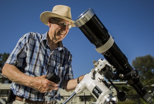 Northwest citizen scientists among the many helping track solar eclipse across US