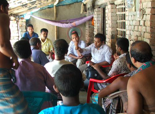 Teaching Climate change in Bangladesh: Geography, wealth and culture affect vulnerability