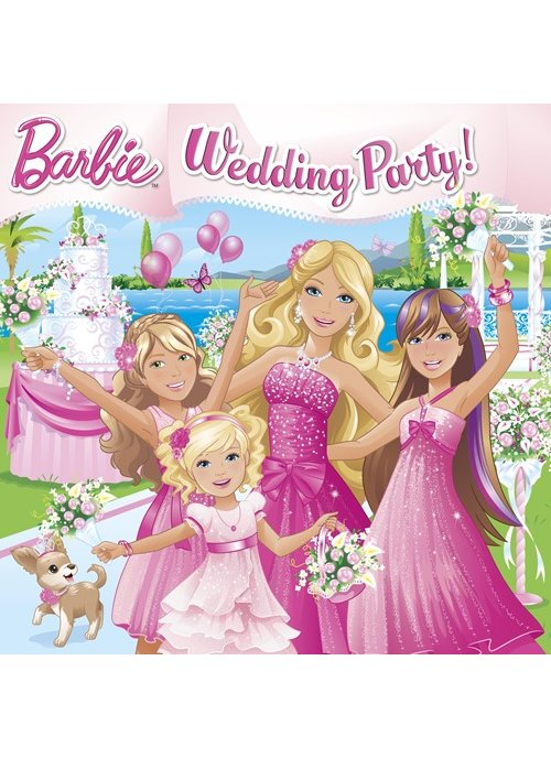 Wedding Party! (Barbie)