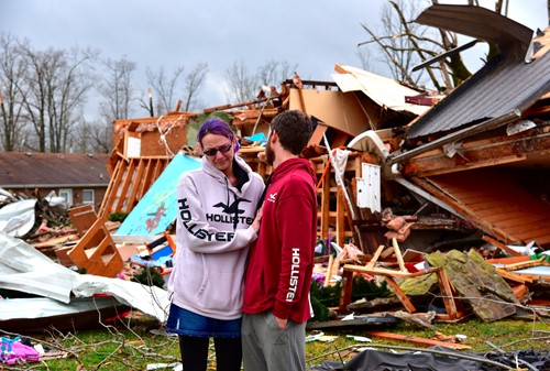 Teaching Tornadoes in Tennessee: Why didn't we know they were coming?