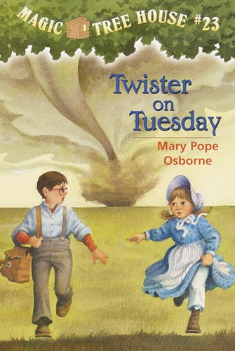 Magic Tree House® #23: Twister on Tuesday
