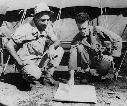 Teaching The American GI in WWII, uncensored
