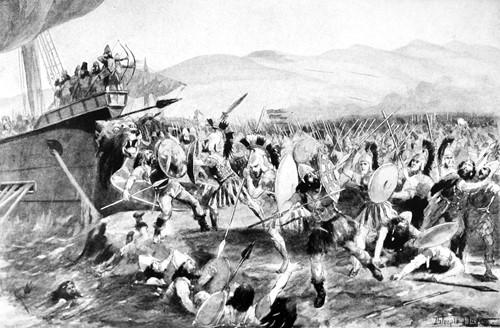 Teaching DBQ: Spartans and Athenians