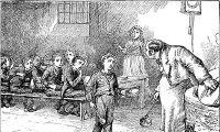 "Teaching ""Mr. Gamfield"" from Oliver Twist"