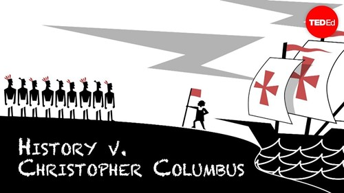 Teaching History vs. Christopher Columbus [video]