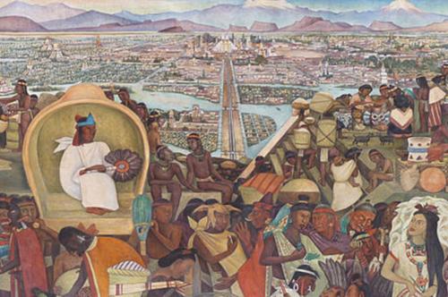 Teaching Tenochtitlan