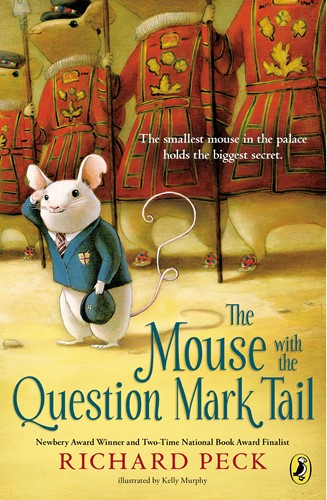 The Mouse with the Question Mark Tail: A Novel