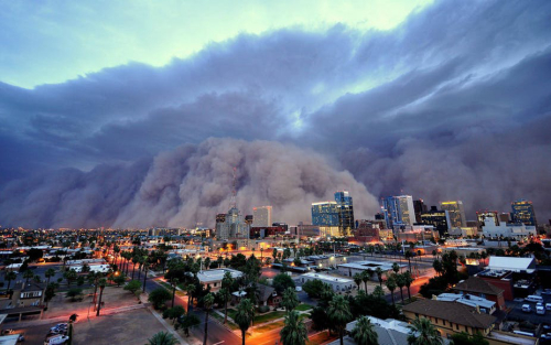 Seven spectacular weather events - and what causes them