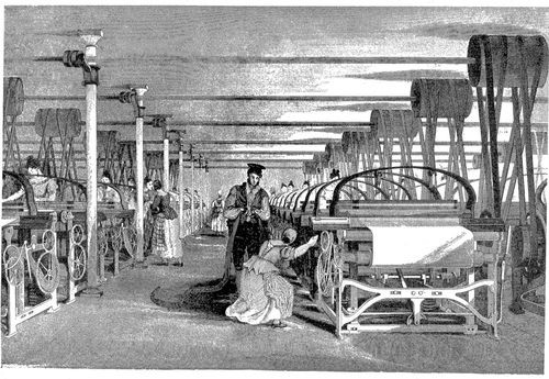 Teaching DBQ: Textile manufacturing in Britain