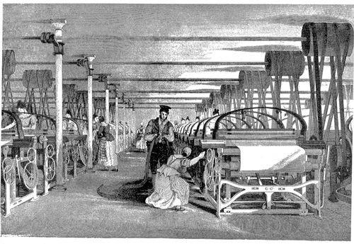 Teaching DBQ: Textile manufacturing in Britain