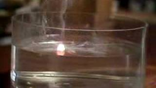 Teaching Alkali metals in water [video]