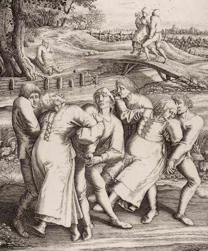 Teaching The medieval mind & a deadly dancing mania