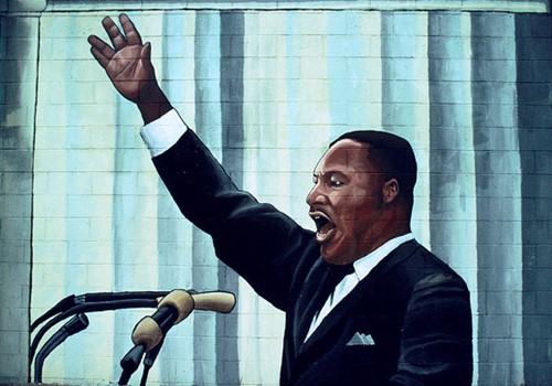 Teaching Ballad for Martin Luther King, Jr.,1963
