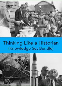 Teaching Thinking Like a Historian