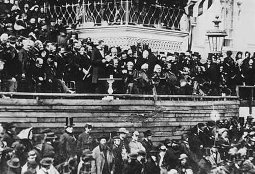Teaching Lincoln's Second Inaugural Address