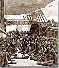 Teaching The Middle Passage