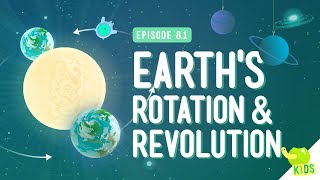 Teaching Earth's rotation and revolution [video]