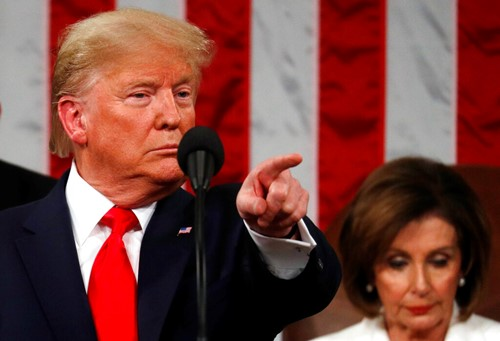 Teaching Impeachment takeaways: Republicans and Democrats stand together, Romney stands alone