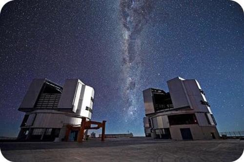 Teaching Milky Way