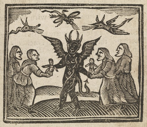 Teaching The witch: The facts behind the folktales