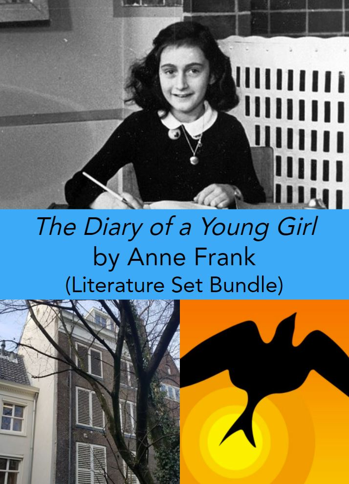 Teaching Literature Set: The Diary of a Young Girl