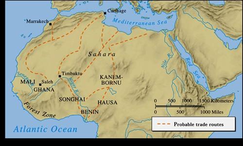 Teaching DBQ: The Berbers