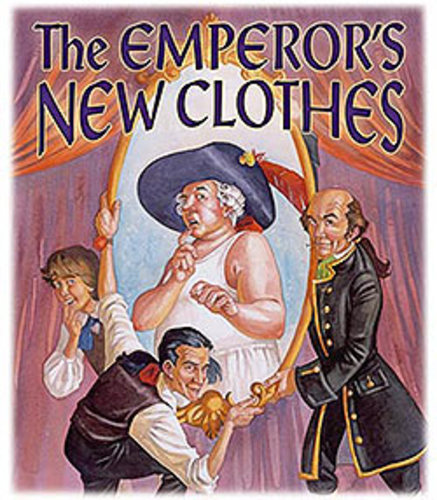 Teaching The Emperor's New Clothes