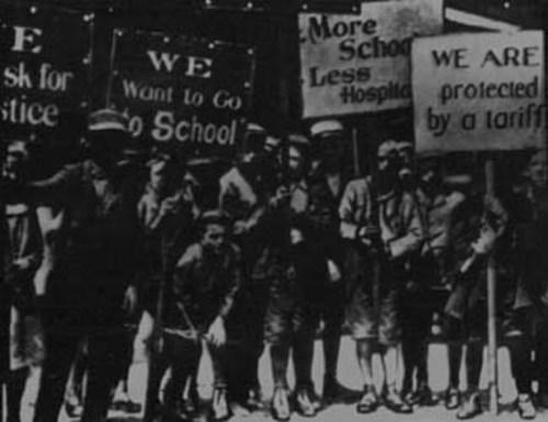 Social activism and political reform in the Progressive Era