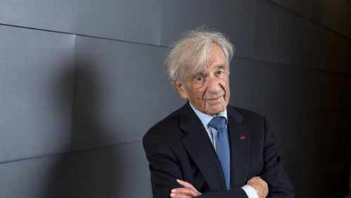 Teaching Elie Wiesel dies at 87;  Nobel Peace Prize laureate & renowned Holocaust survivor