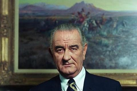 Teaching Lyndon B. Johnson's addresses Congress following JFK's assassination\n