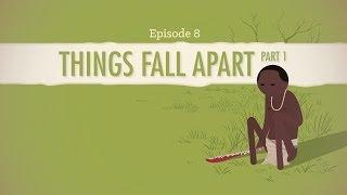 Teaching Things Fall Apart: Crash Course Literature Part 1 [video]