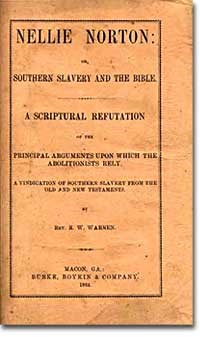 The Southern Argument For Slavery