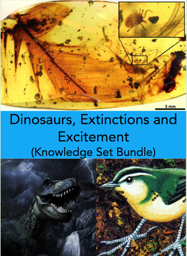 Dinosaurs, Extinctions and Excitement