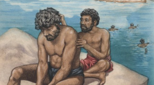 Teaching The Whale, the Starfish, and the Bear: A Legend from Australia