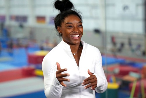 Teaching Simone Biles Gears Up for One More Olympic Ride