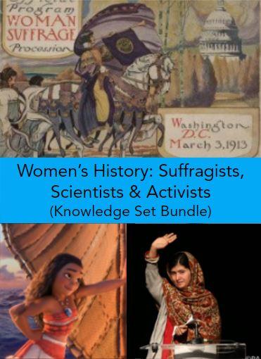 Suffragists, Scientists & Activists