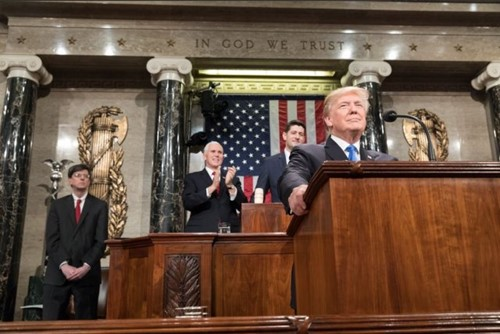 Teaching Trump defies Pelosi over State of the Union