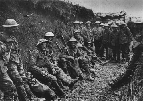 Teaching Friday essay: the Battle of the Somme and the death of martial glory