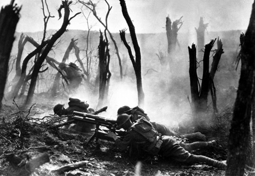 Teaching World politics explainer: The Great War (WWI)