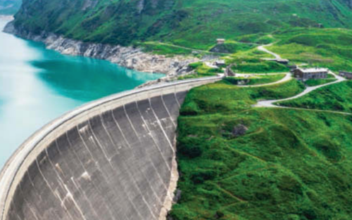 Teaching Hydroelectric Energy