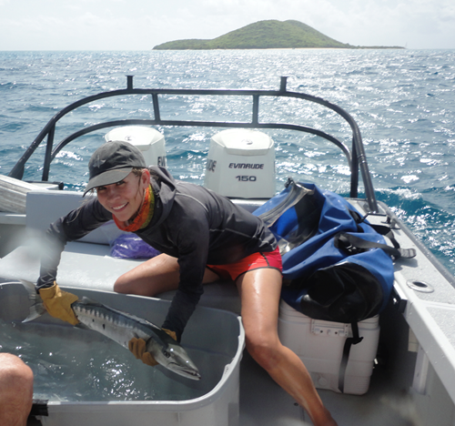 Teaching Careers in Science: Marine Biologist